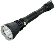 Fenix TK47UE Ultimate Edition Flashlight - CREE XHP70 LED - 3200 Lumens - Uses 2x 18650