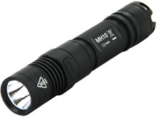 Nitecore Multitask Hybrid MH10 USB Rechargeable Flashlight - CREE XM-L2 U2 LED - 1000 Lumens - Uses 1 x 18650 (Included) or 2 x CR123As