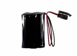 Energy+ BR-AGCF2W 1800mAh 6V Lithium (LiMnO2) Battery Pack - Replacement for Cutler Hammer and GE Fanuc - Heat Sealed Bag