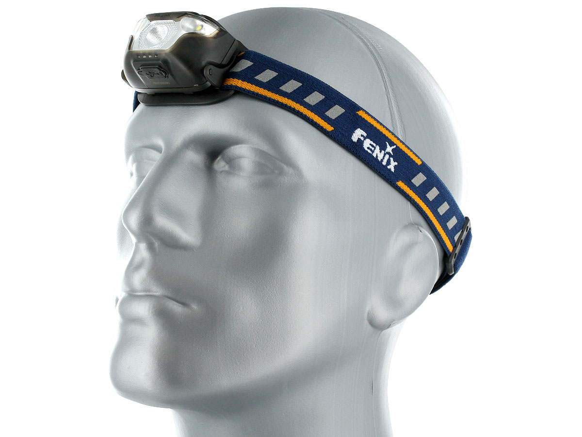 Fenix HL26R Headlamp with black head