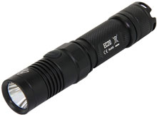 Nitecore Explorer EC20 Flashlight  - CREE XM-L2 (T6) LED - 960 Lumens - Uses 2 x CR123As or 1 x 18650