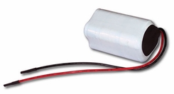 Tenergy 31007 Li-Ion 18650 7.4V 4400 mAh Rechargeable Battery PCB module with 20AWG Bare Leads