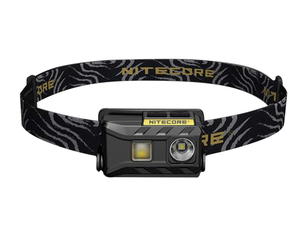 Nitecore NU25 LED rechargeable headlamp