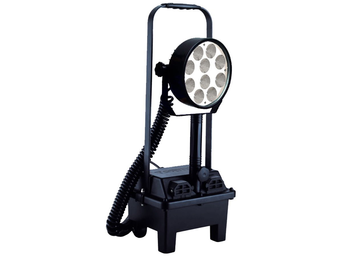 AE Light Portable Explosion Proof Light front view