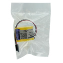 Energy+ BR-2/3A4F 2900mAh 6V Lithium (LiMnO2) Battery Pack - Replacement for Fanuc Robot Controller - Heat Sealed Bag