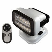 Golight Led Portable Radioray With Wireless Handheld Remote and Magnetic Shoe - Available in White or Black
