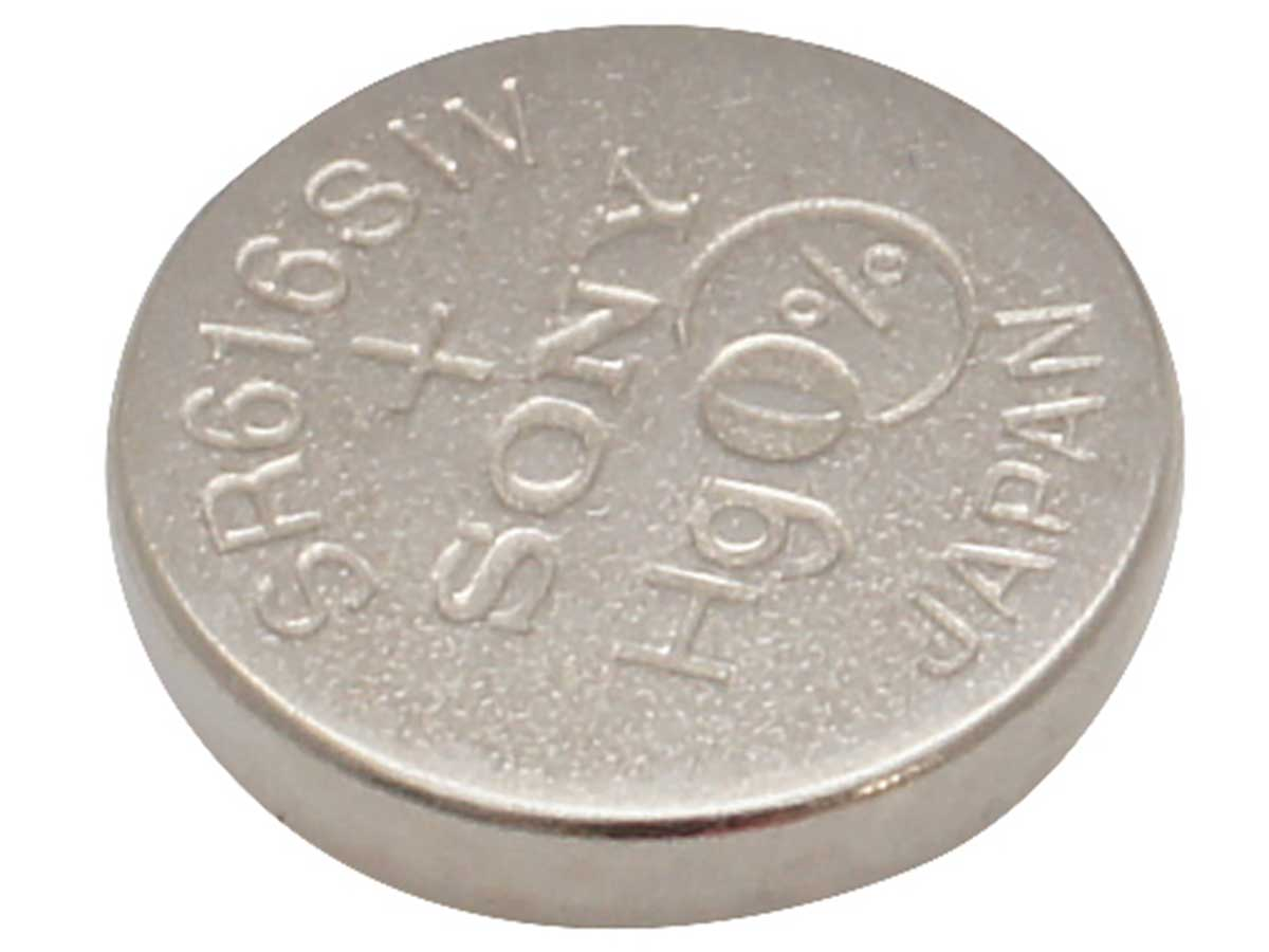 Sony 321 Coin Cell