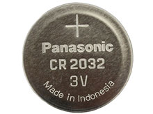 Panasonic CR2032 220mAh 3V Lithium (LiMnO2) Coin Cell Battery - Bulk