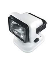 Golight Portable Radioray With Magnetic Shoe and Wireless Handheld Remote - Available in White or Black
