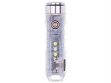 RovyVon Aurora A7xUC Mini Keychain Rechargeable LED Flashlight - CREE XP-G3 - 650 Lumens - Includes Built-In Li-ion Battery Pack