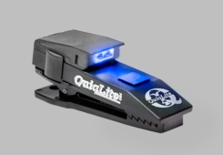 QuiqLite Pro  White/Blue LED Light (QUIQLITE-Q-PROBW)