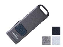 MecArmy SGN1 Rechargeable Keychain Flashlight - CREE XP-G2 S5 - 530 Lumens - Includes Built-In 230mAh Li-ion Battery Pack - Multicolor Options