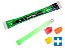 Cyalume 6-inch SnapLight 12-Hour Industrial Glow Stick