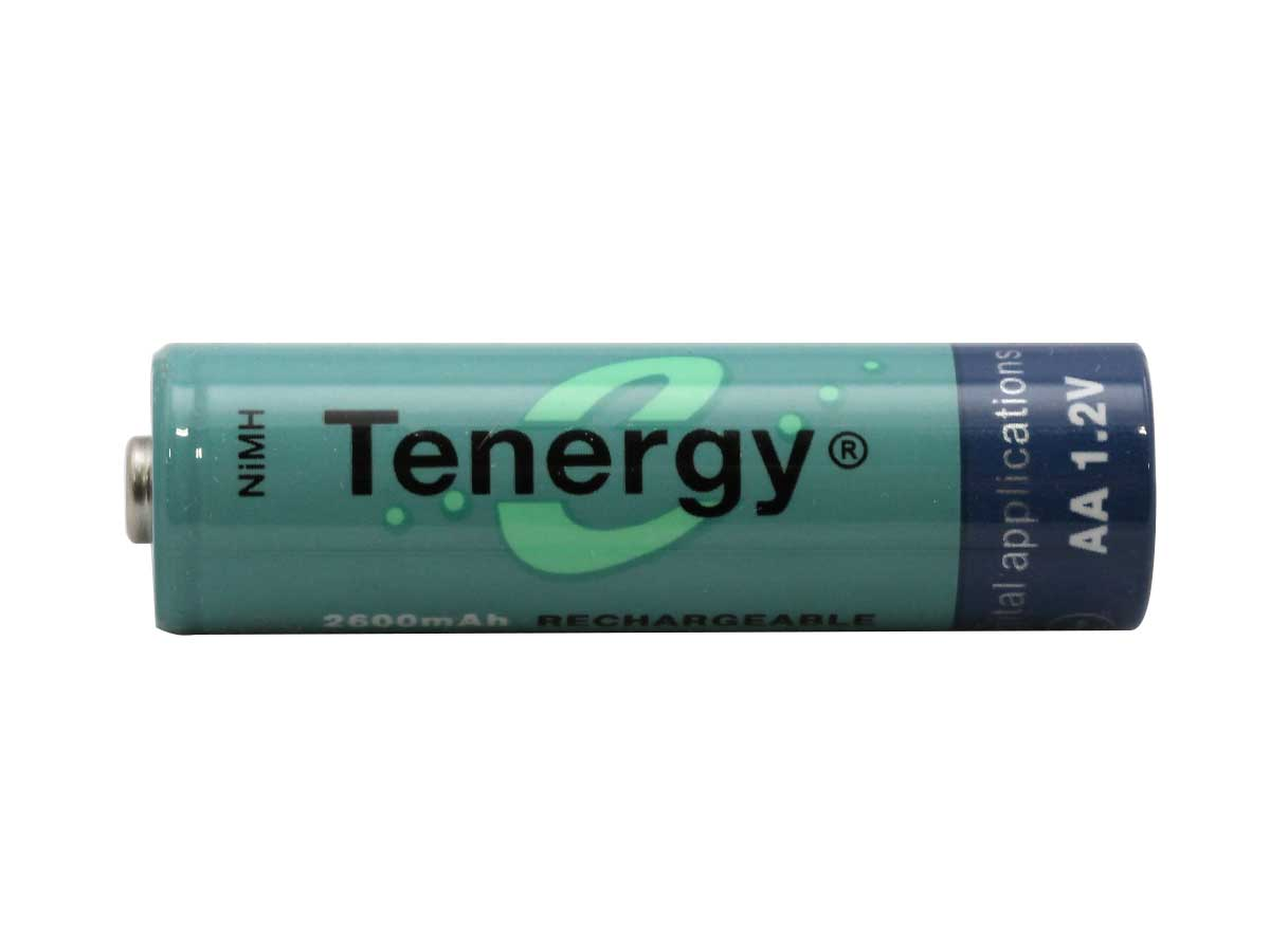 Tenergy 10308 AA side profile