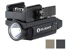 Olight PL-MINI 2 Valkyrie Rechargeable Weapon Light - CREE XP-L W2 - 600 Lumens - Uses Built-in Li-ion Battery Pack - Black or Desert