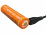 18650 battery that comes with InfiniStar 700 charging