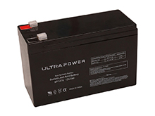 UltraPower UP1270F2 7Ah 12V Rechargeable Sealed Lead Acid (SLA) Battery - F2 Terminal