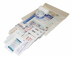 Ultimate Survival Technologies CORE First Aid Kit 0.5 for Minor Injuries - Includes Bandages and Medicine (80-30-0665)