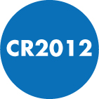 CR2012 Coin Cell Lithium Batteries