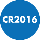 CR2016 Coin Cell Lithium Batteries