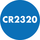 CR2320 Coin Cell Lithium Batteries