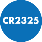 CR2325 (BR2325) Coin Cell Lithium Batteries
