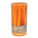 Ultimate Survival Technologies Plastic Peg Tent Stakes - 9-inch Stakes for Outdoor Shelters - 30-Count Sellinder - Orange