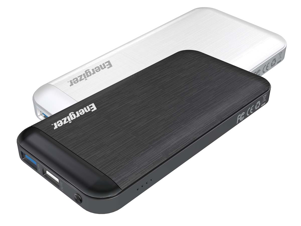 Energizer UE10030MP Power Bank with 3 Outputs