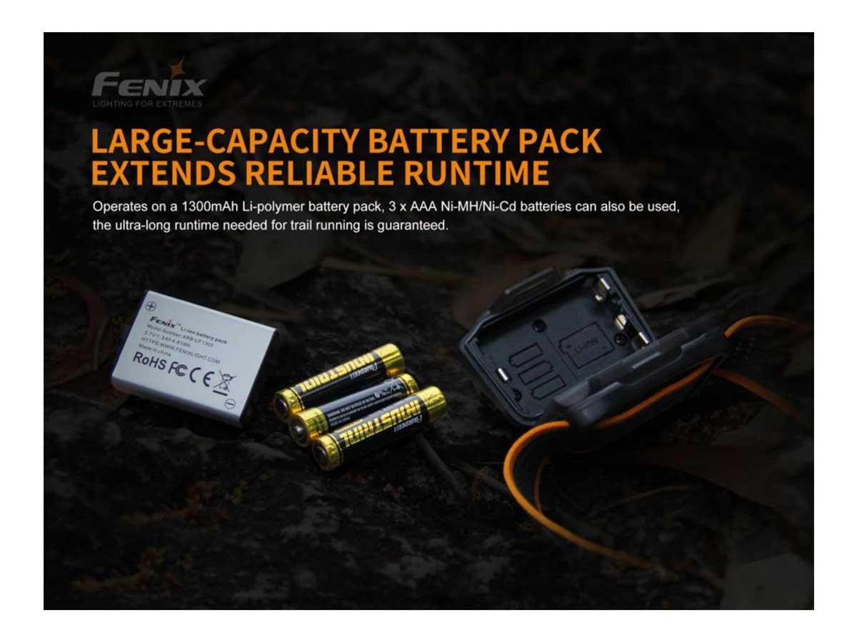 slide about battery pack and capatibility