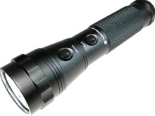 Smith and Wesson Galaxy 12 LED Flashlight with White Red Green Blue LEDs - Includes 3 x AAA (110224)