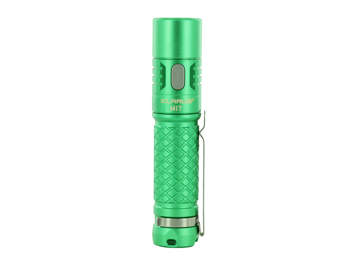 Klarus 14500 battery upright - compatible with Klarus Mi7 flashlight