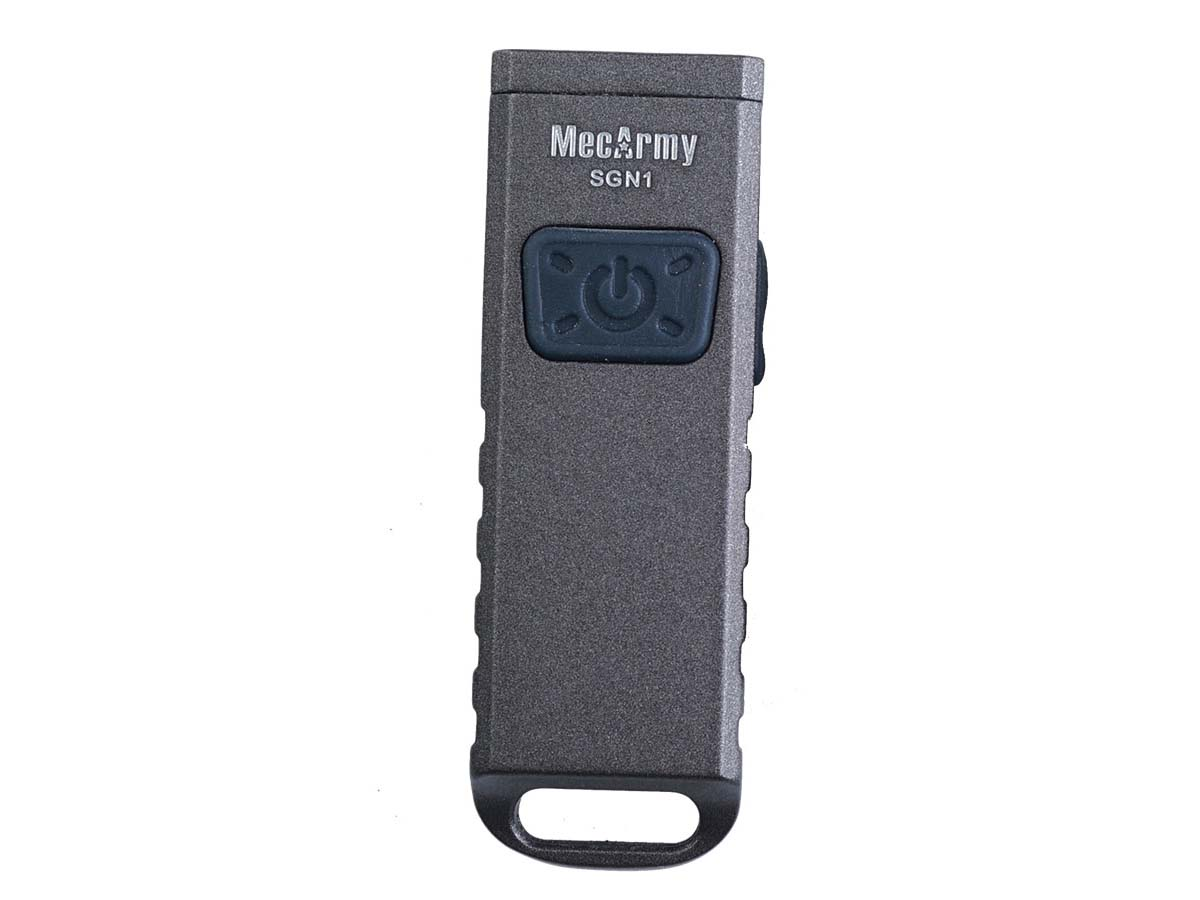 MecArmy SGN1 Rechargeable Keychain Flashlight