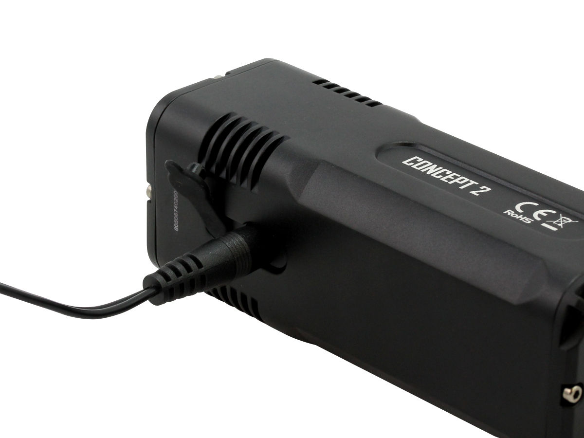 Concept 2 Charging