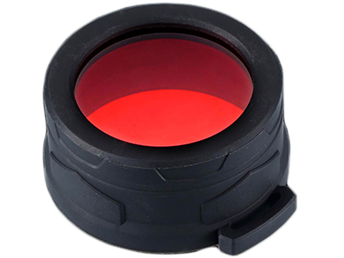 Nitecore Red filter for new P30