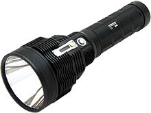 Nitecore TM38 Tiny Monster Rechargeable Flashlight - CREE XHP35 HI D4 - 1800 Lumens - Includes NBP68 HD Battery Pack