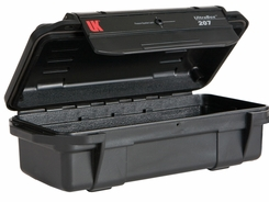 Underwater Kinetics Weatherproof 207 UltraBox -Black - Empty or Padded liner (08304 08314)