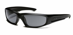Smith Optics - HIDEOUT Tactical Sunglasses with Black Frames with Gray Lenses