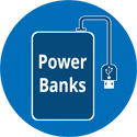 Rechargeable Power Banks