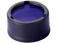 Nitecore 23mm Blue Filter - Works with MT1A, MT2A & MT1C