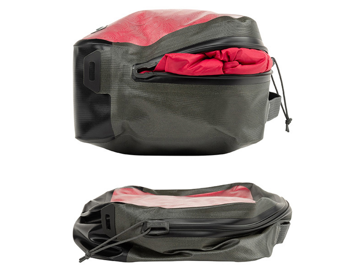 nite ize waterproof medium packing cube full and full plus fully compressed