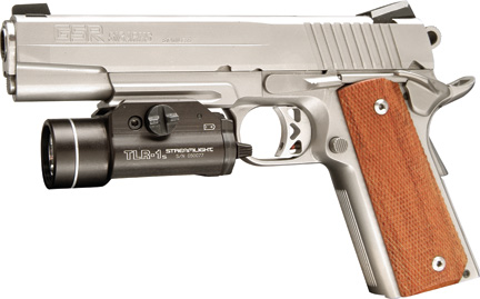 TLR-1s Shown with Gun