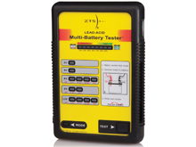 ZTS Lead-Acid Multi-Battery Tester (Includes Accessory Kit)