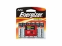 Energizer Max AA batteries in 6 piece retail card