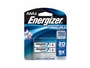 Energizer Ultimate L92 AAA batteries in 2 piece retail card