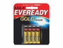 Energizer Eveready A92 batteries in 4 piece retail card