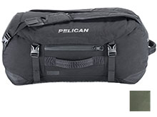 Pelican MPD40 40L Duffel Bag / Backpack with Laptop Pocket - Water Resistant - Black or OD Green