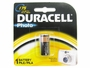 Duracell 7.5V battery in retail card