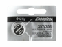 Energizer 357/303 coin cell in tear strip packaging