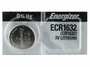 Energizer ECR1632 coin cell in tear stip packaging