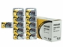 Maxell 317 Button Cell Battery is Packed in Tear Strips of 5 and Boxes of 100